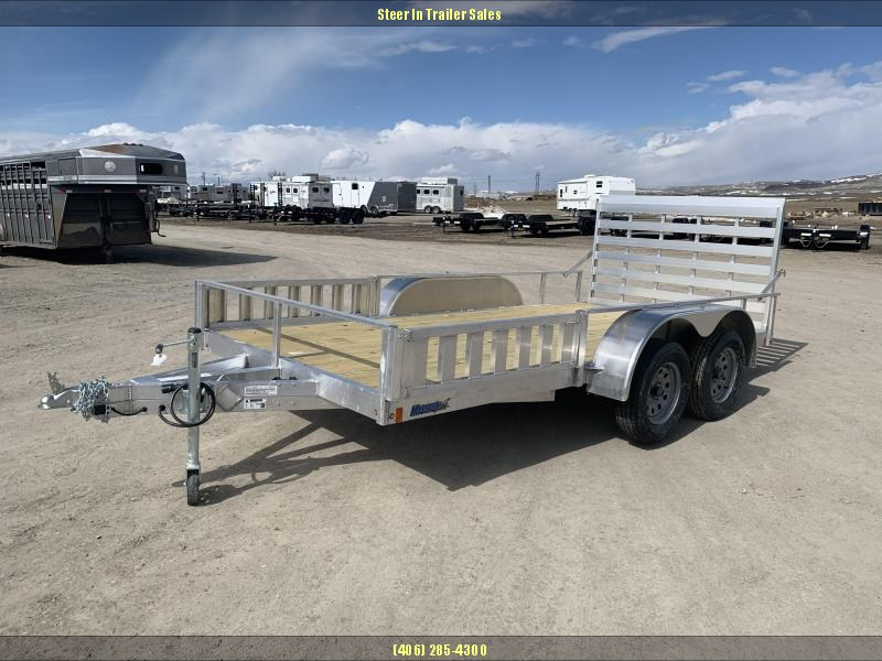 2019 Mission MLS 6.5X14  Equipment Trailer in Ashburn, VA