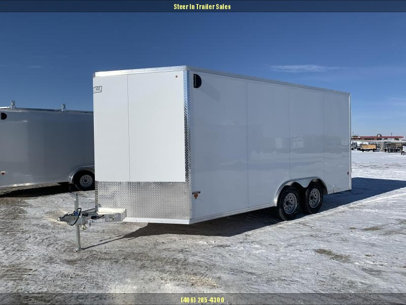 2019 EZ Hauler 8X16  Enclosed Cargo Trailer in Ashburn, VA