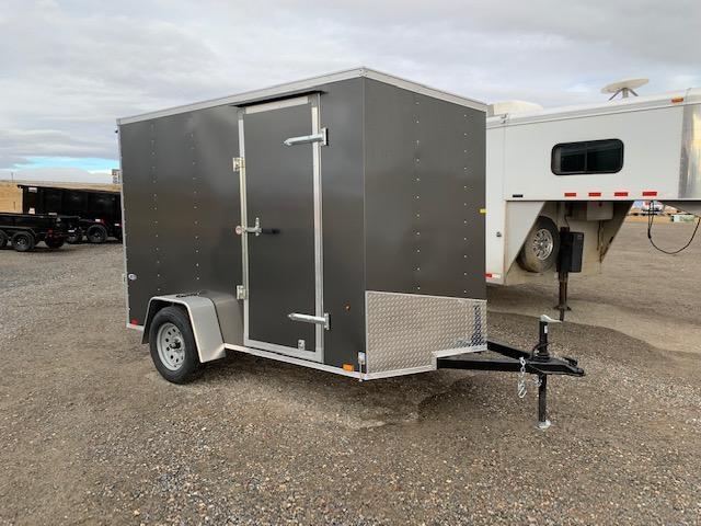 2019 Look 6X10 Enclosed Cargo Trailer