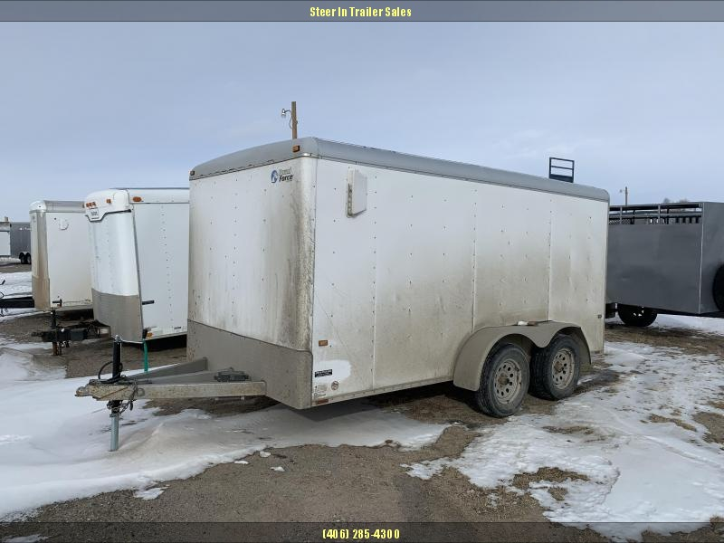 2009 Wells Cargo 7X14 Enclosed Cargo Trailer