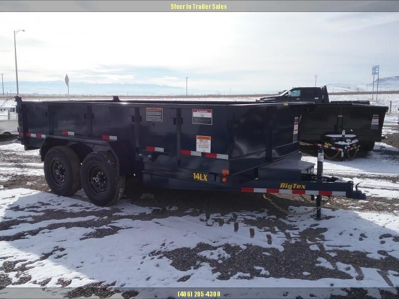 2019 Big Tex 14LX 14' Dump Trailer in Ashburn, VA