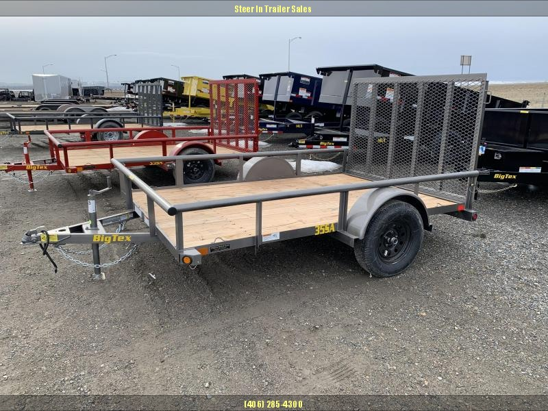 2020 Big Tex 35SA 10' Utility Trailer in Ashburn, VA