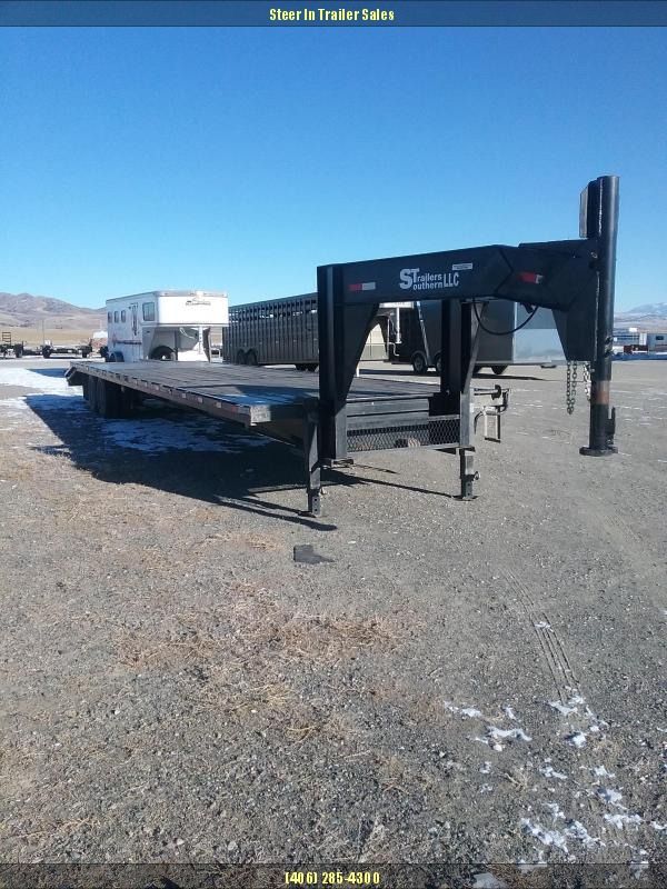 2013 SOUTHERN TRAILER 40' FLATBED in Ashburn, VA