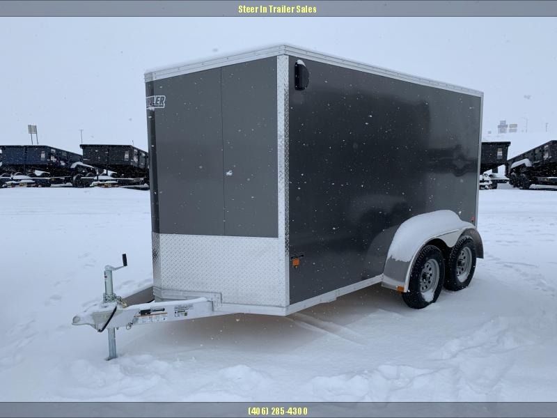 2019 EZ Hauler 6X12 Enclosed Cargo Trailer in Ashburn, VA