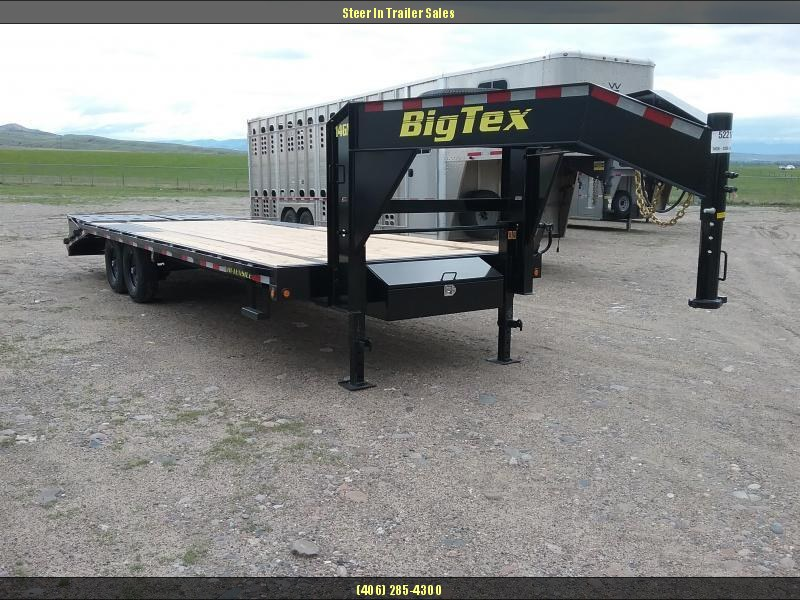 2019 Big Tex 14GN 25+5  in Chitina, AK