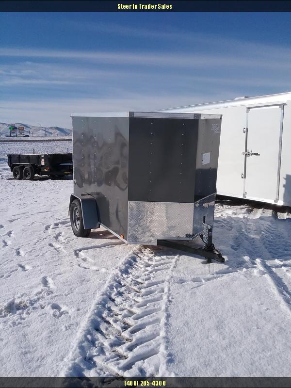 2019 Look Trailers SLTC5X8SI2 Enclosed Cargo Trailer