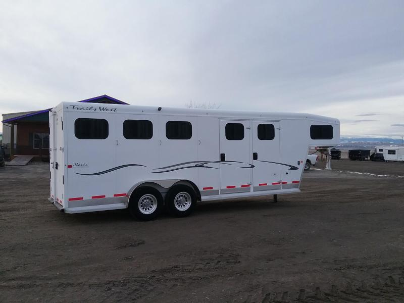2018 Trails West 3H Classic w/ Comfort Package