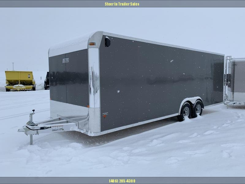 2019 EZ Hauler 8X24 Enclosed Cargo Trailer in Ashburn, VA