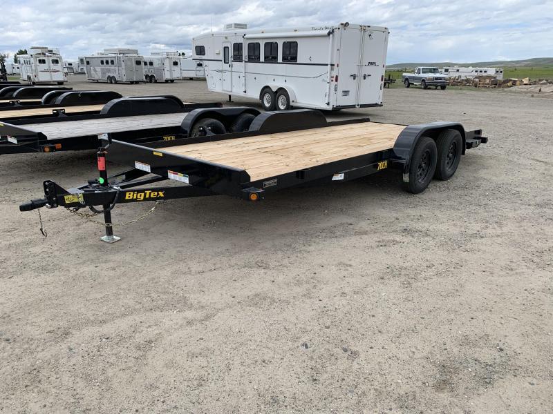 2020 Big Tex 70CH 18' Car Hauler in Ashburn, VA