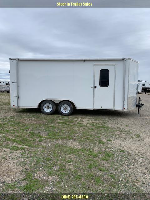2017 Look 8.5X18  Enclosed Cargo Trailer in Ashburn, VA