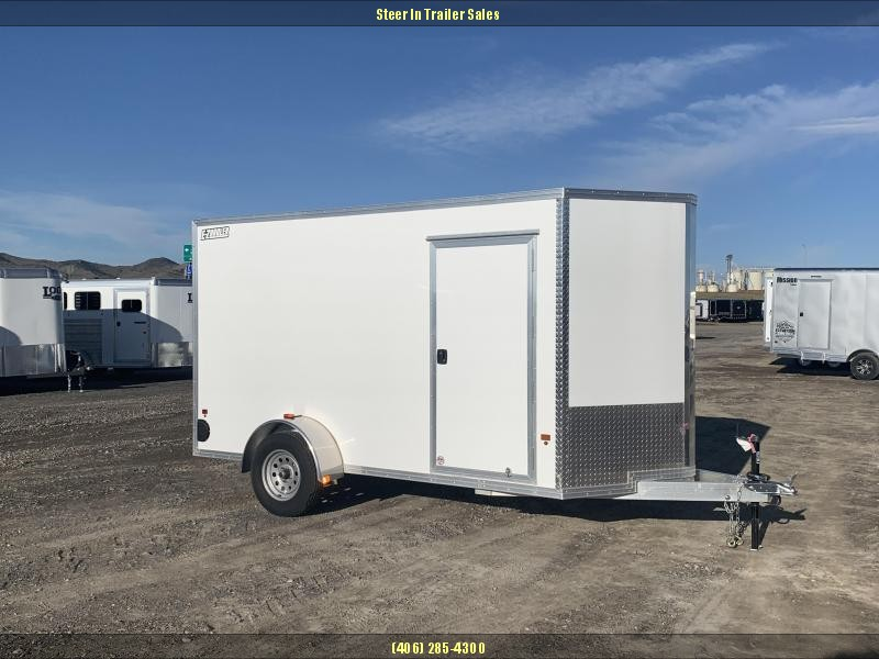 2018 E-Z Hauler 6X12' Enclosed Cargo Trailer
