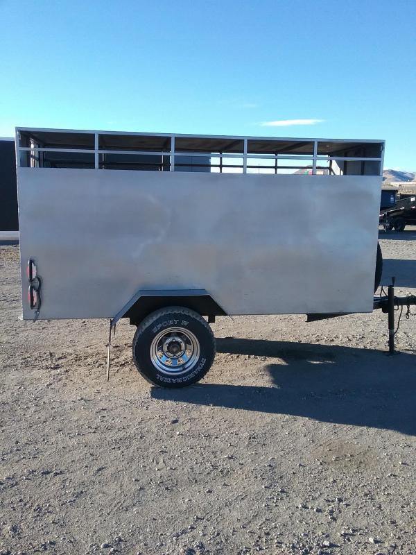 1993 Homemade Stock Livestock Trailer