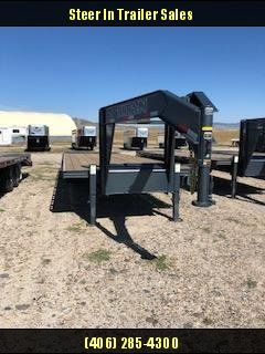 2018 Titan 30' (24+6) Flatbed Tandem Dual in Hooper Bay, AK