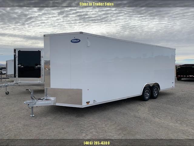 2019 Look 8.5X24 Enclosed Cargo Trailer in MT