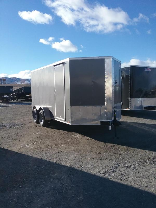2019 Pace 7X14 Enclosed Cargo Trailer