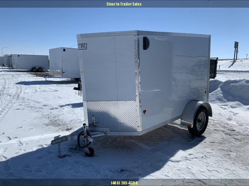 2019 EZ Hauler 5X8 Enclosed Cargo Trailer in Ashburn, VA