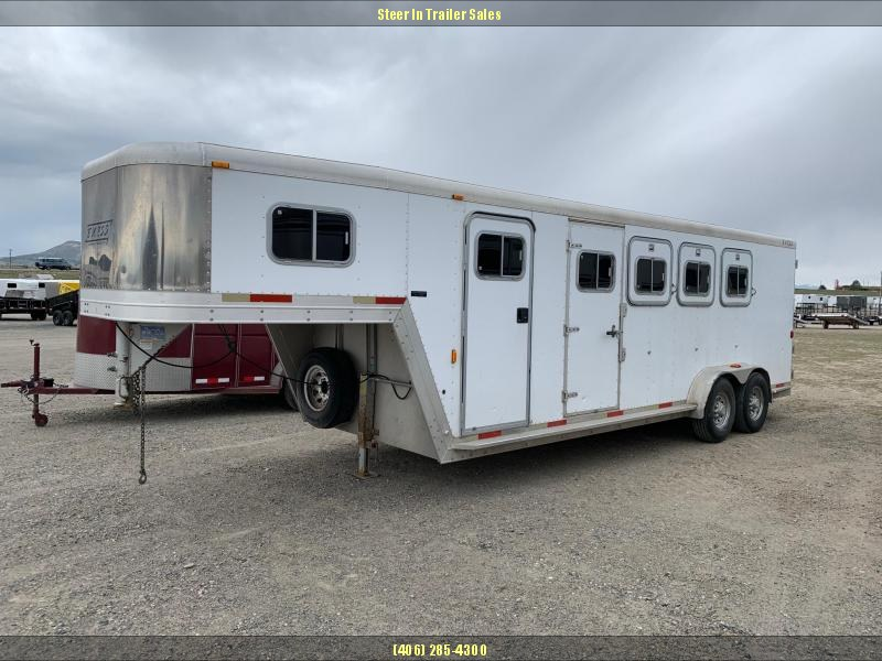 2000 Exiss Trailers 4H GN Horse Trailer in Ashburn, VA