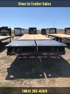 2018 Titan 30' (24+6) Tandem Dual Flatbed Trailer in Circle, AK