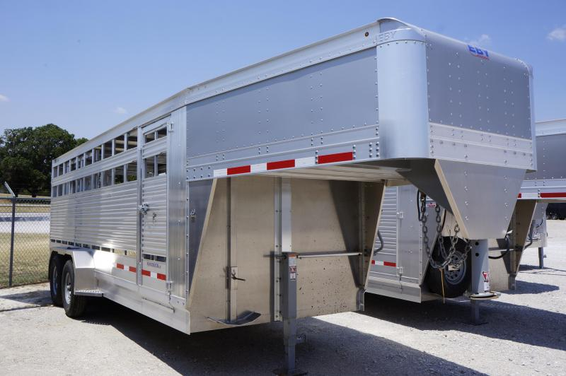 2019 Eby Trailers 20' Maverick Livestock Trailer in Ashburn, VA