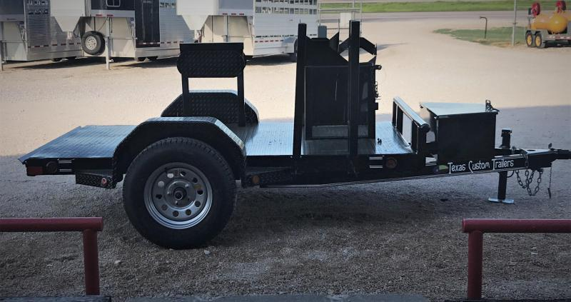 2019 East Texas 5X8 Single Axle Other Trailer