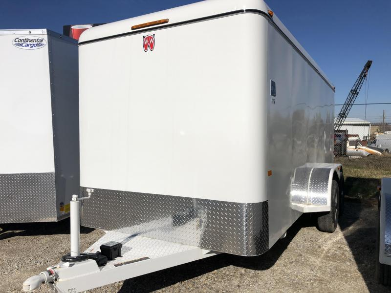 2019 W-W Trailer 16X6.8 Enclosed Cargo Trailer