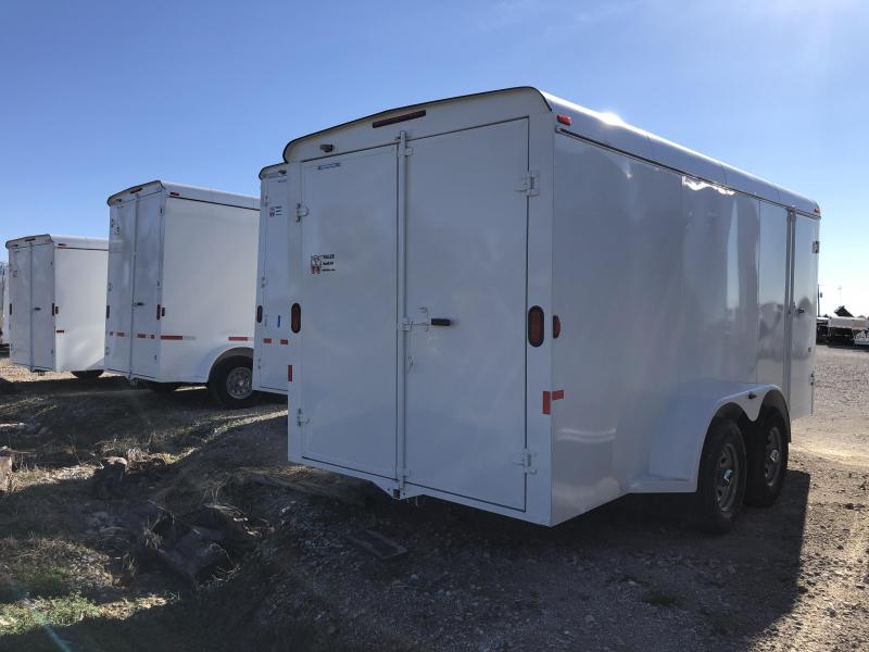 2019 W-W Trailer 16X6.8 Enclosed Cargo Trailer