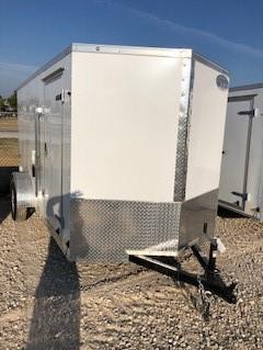 2019  Continental Cargo 6'x12' V-Series Enclosed Cargo Trailer in Ashburn, VA