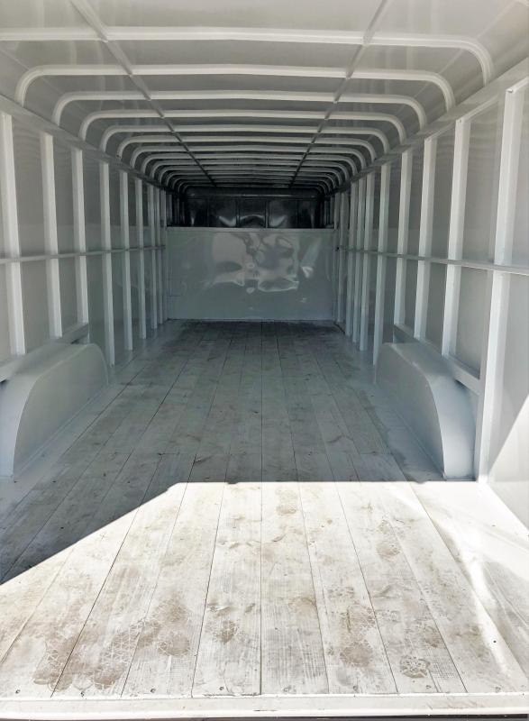 2019 W-W Trailer 24X8 Enclosed Cargo Trailer
