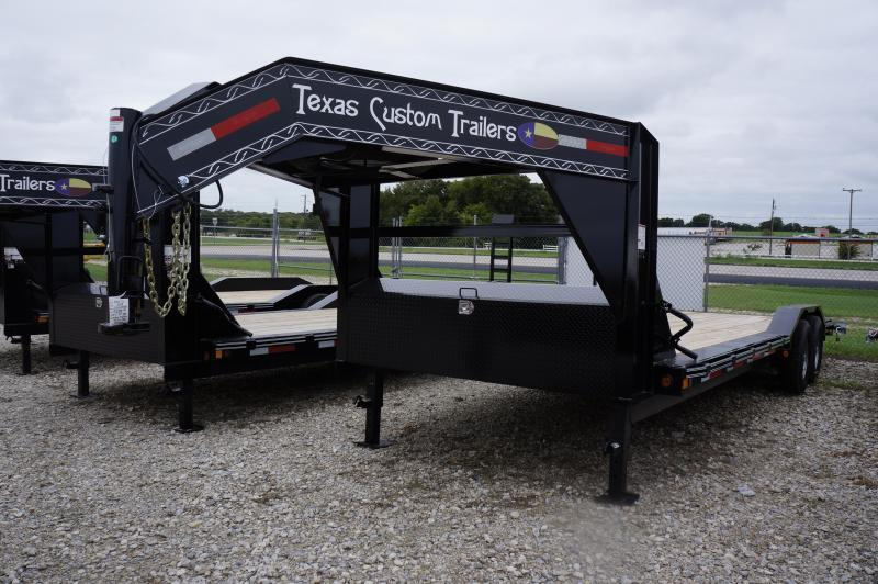 "2020 East Texas 102""X24' 14K Lowboy Equipment Trailer"