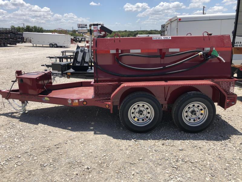 2019 East Texas 5X8 Diesel Tank Trailer