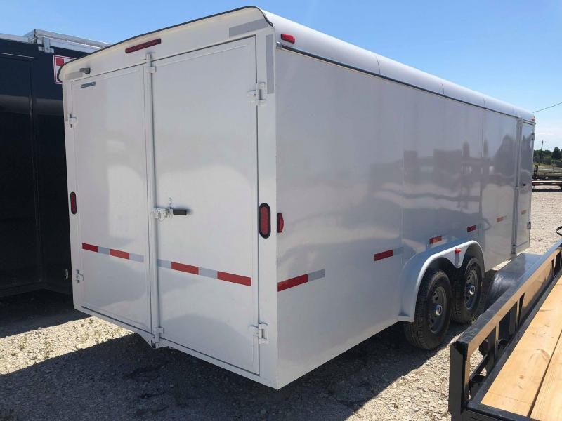 2019 W-W Trailer CC20X8 Enclosed Cargo Trailer