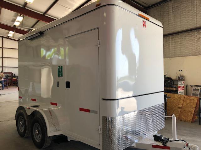 2018 W-W Trailer 12'X6.8' Shower Trailer in Ashburn, VA