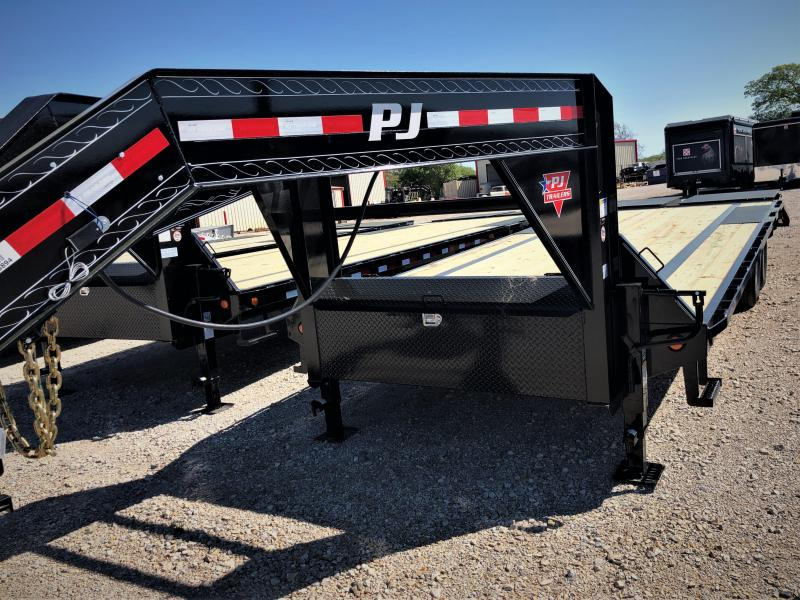 2019 PJ Trailers 25 Low-Pro Flatdeck Trailer