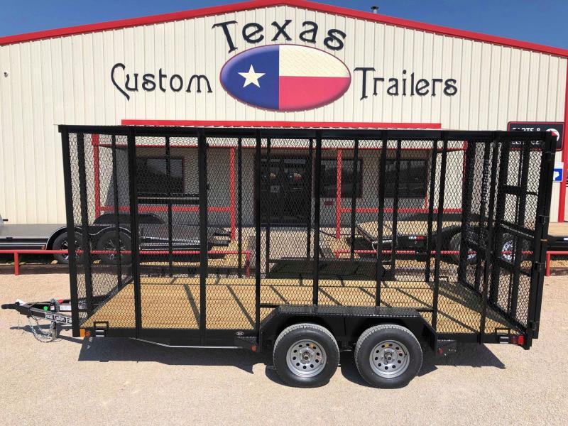 2019 East Texas 77X16 Trash Trailer
