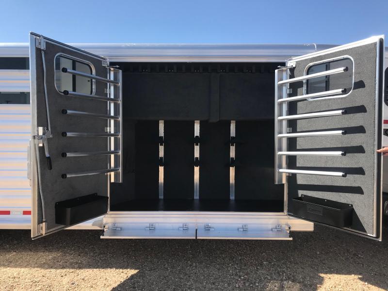 2019 Cimarron Trailers Smart Tack Livestock Trailer