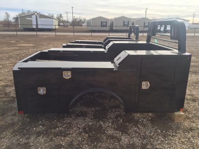 Norstar SD Truck Bed / Equipment