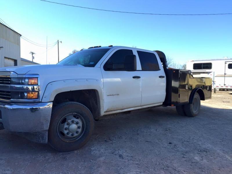 Norstar SD Truck Bed / Equipment