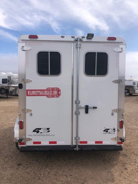 2019 4-Star Trailers 14.5 ft Bumper Pull