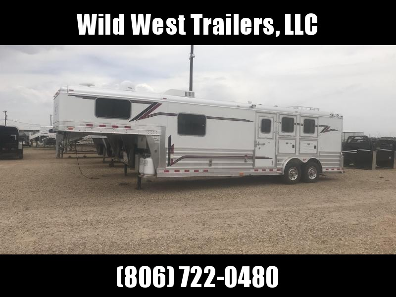 2011 4-Star Trailers 3 Horse Trailer