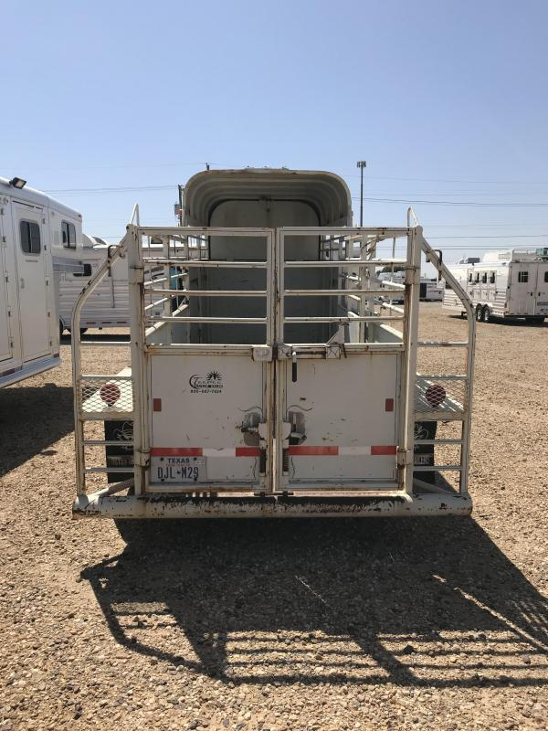 2001 Reyes Trailers Livestock Trailer