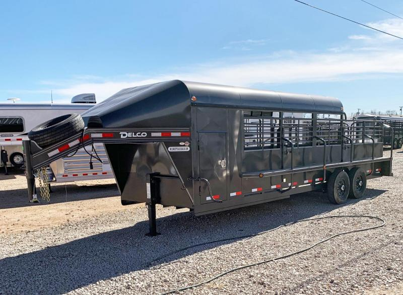 2019 Delco 24 ft Premium Livestock Trailer in Ashburn, VA