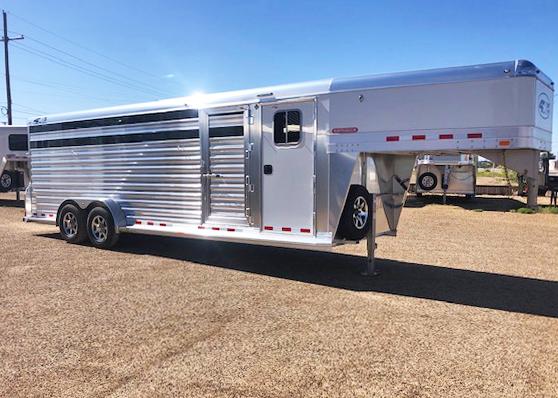 2019 4-Star Trailers Stock Combo Livestock Trailer in Ashburn, VA