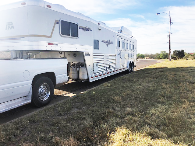 Horse Trailers   Wild West Trailers, LLC   Stock and Horse Trailers