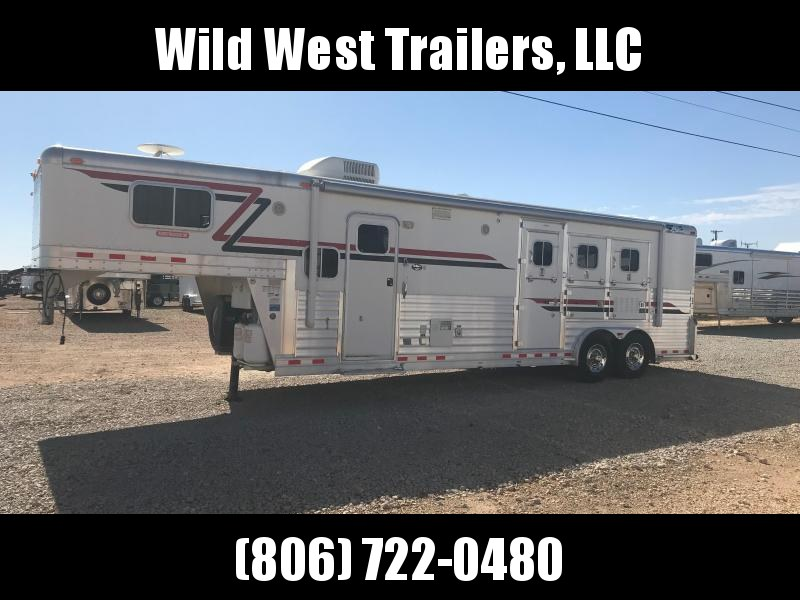 2006 4-Star Trailers 3 Horse Trailer