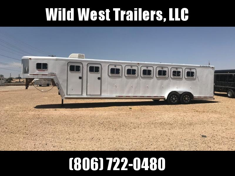 1995 Exiss Trailers 6 Horse Trailer