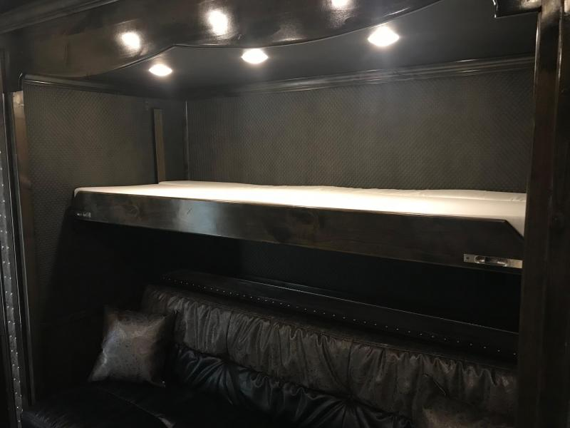 "2017 4-Star Trailers 15'6"" Short Wall - 4 Horse Trailer"