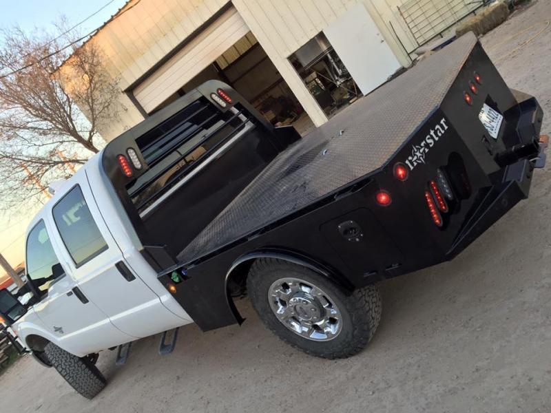 Norstar ST Truck Bed / Equipment