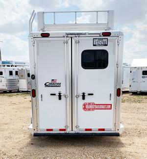 2019 Cimarron 4 Horse Trailer