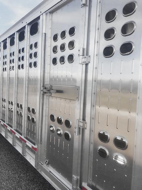 2019 EBY Rough Neck Livestock Trailer
