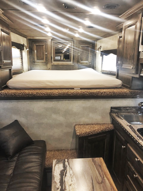 2019 4-Star Trailers 3 Horse Trailer